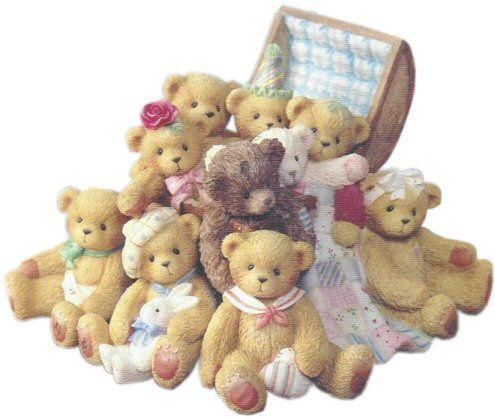 Cherished Teddy Bears!