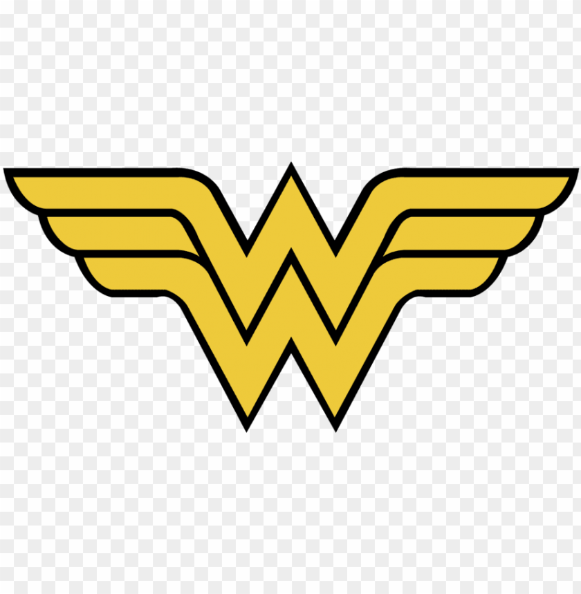 Logo Wonder Woman Png Image With Transparent Background Png Free Png Images Wonder Woman Design Wonder Woman Birthday Wonder Woman Birthday Party