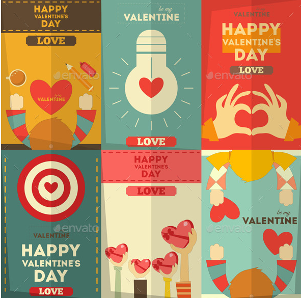 25 Beautiful Valentines Day Flyer Templates