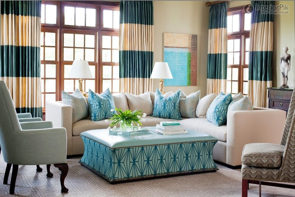 wonderful Unique Ideas for Curtains in Living Room nice ideas