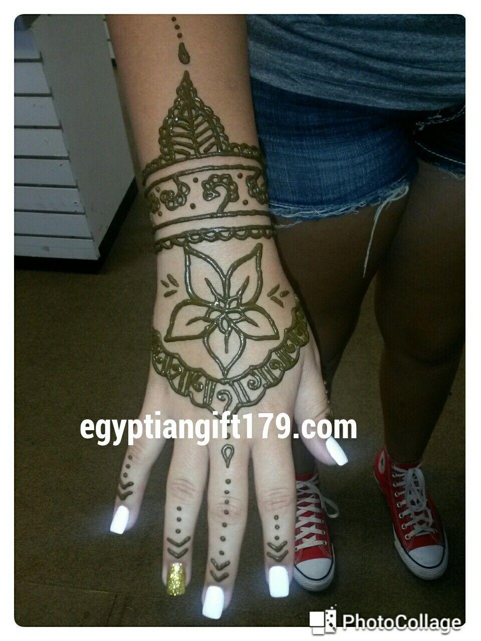 Egyptian gift corner henna shop henna tattoo henna