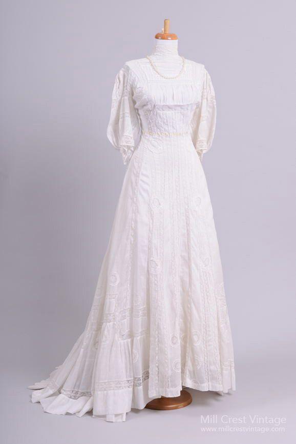 Image result for vintage dress | Victorian-Edwardian-Regency Dresses ...
