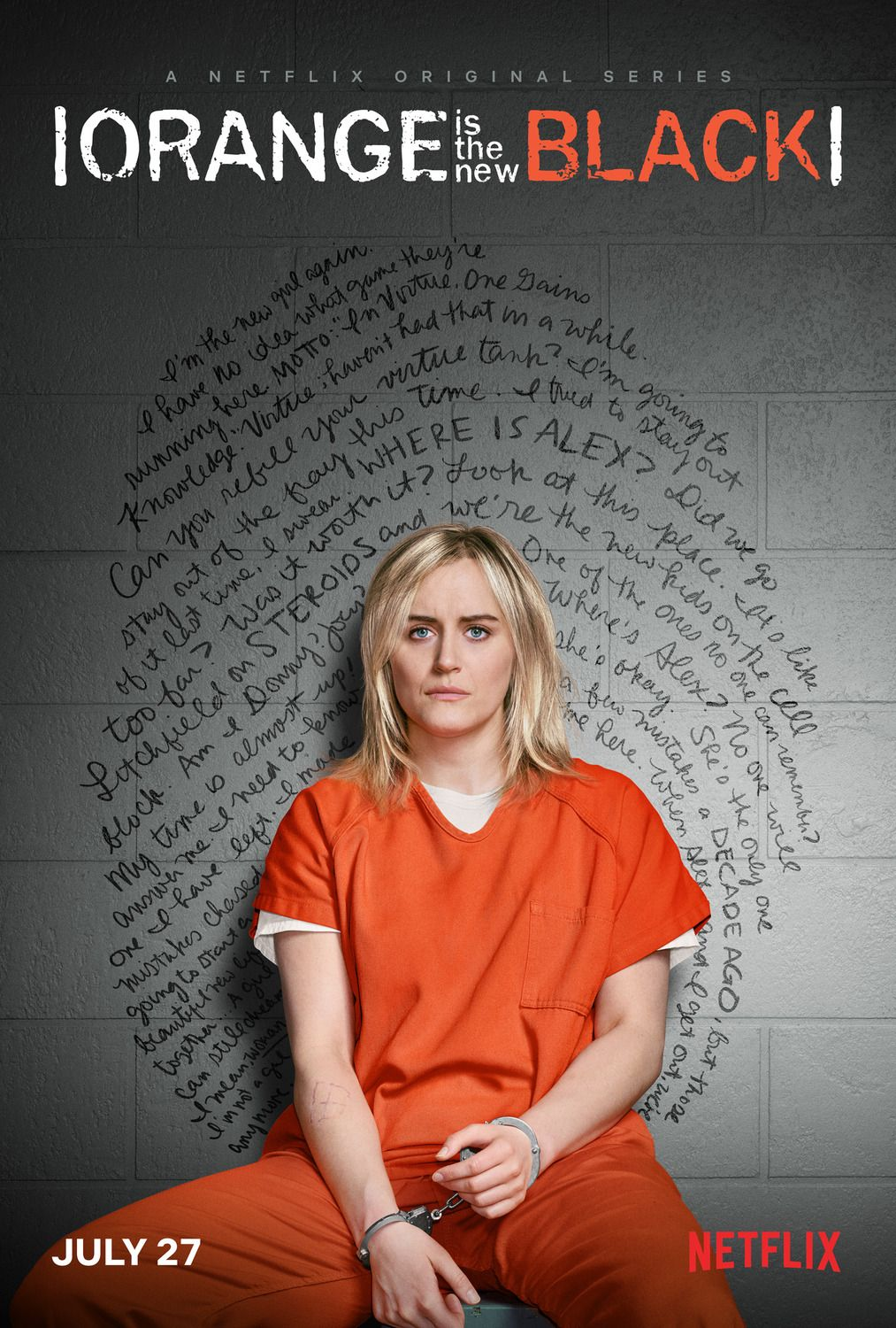 Return To The Main Poster Page For Orange Is The New Black 75 Of 80 Orange Is The New Black Orange Is The New New Black Movies