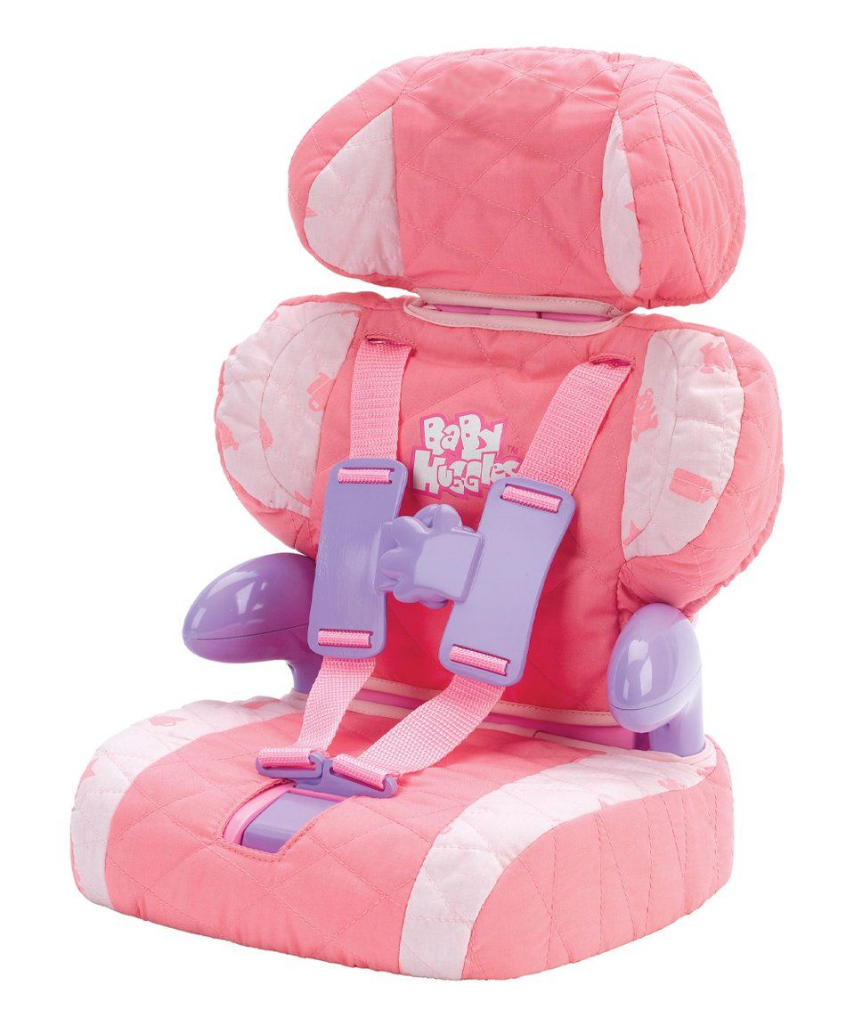 Take A Look At This Doll Car Booster Seat Today