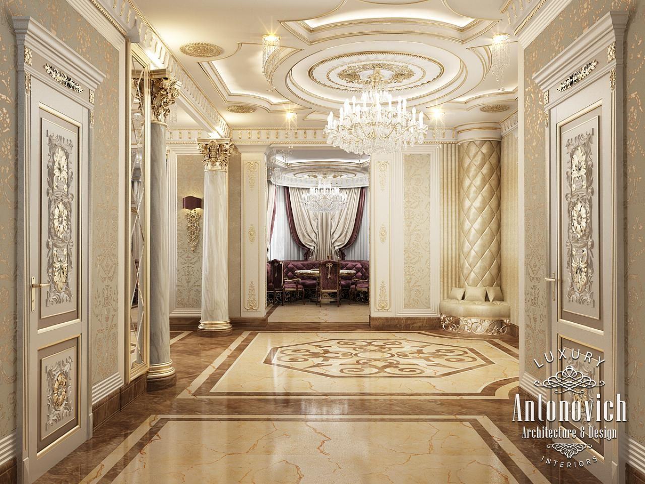 Villa Interior Design in Dubai, Villas Project in Mohammed Bin Zayed ...