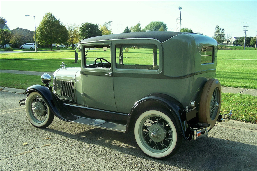 1928 FORD MODEL A COUPE | Old Rides 4 | Pinterest | Ford models ...