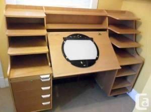 Disney Animation Desk Dundas West Animation Desks - Art desks for sale