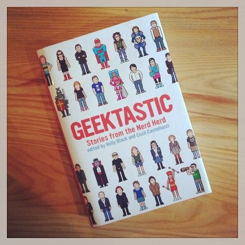 such a brilliant book! i'm reading it at the moment ^_^ #geektastic