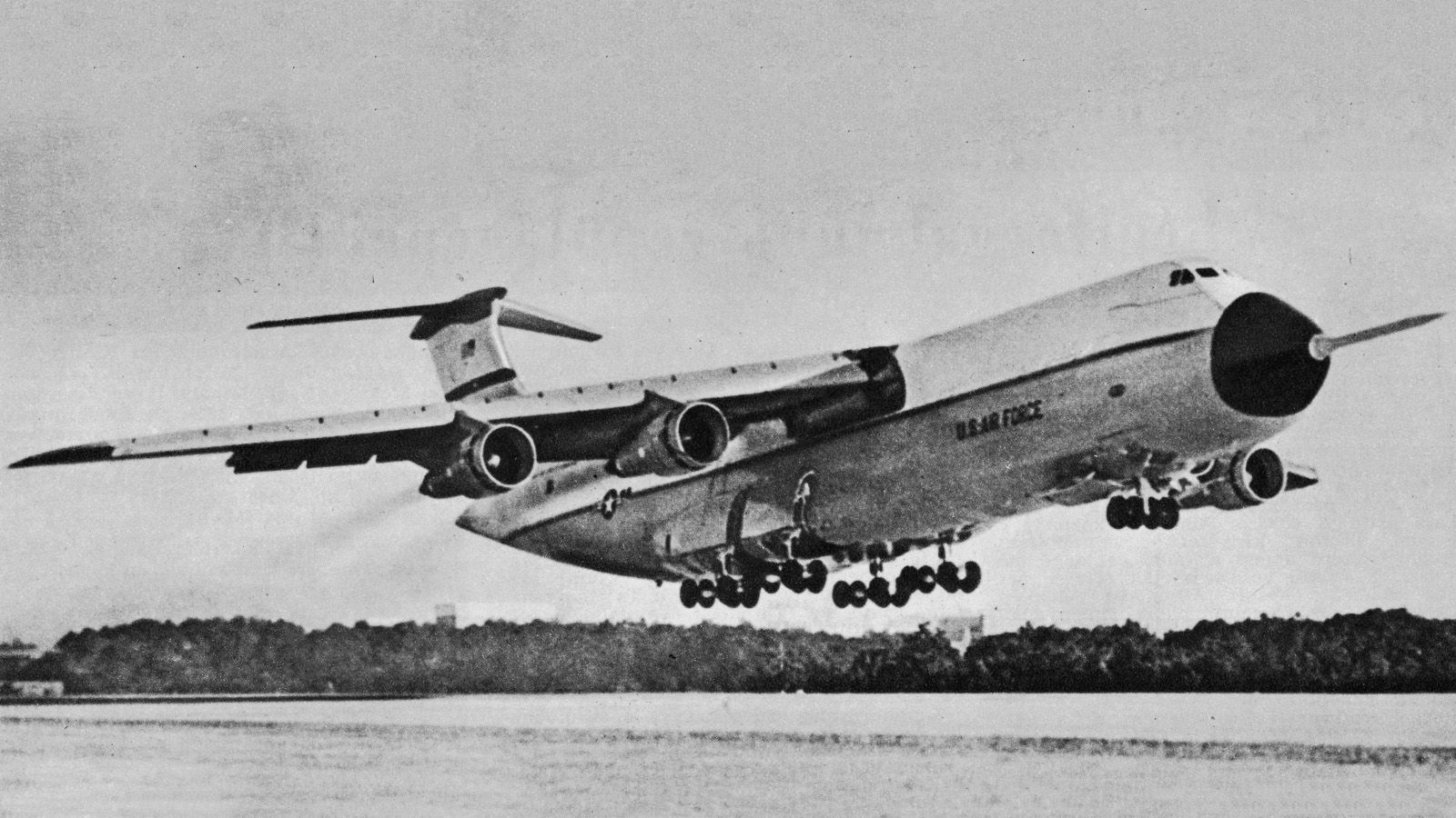 27 Of The Most Eye Popping Cargo Aircraft Ever Built Us Military