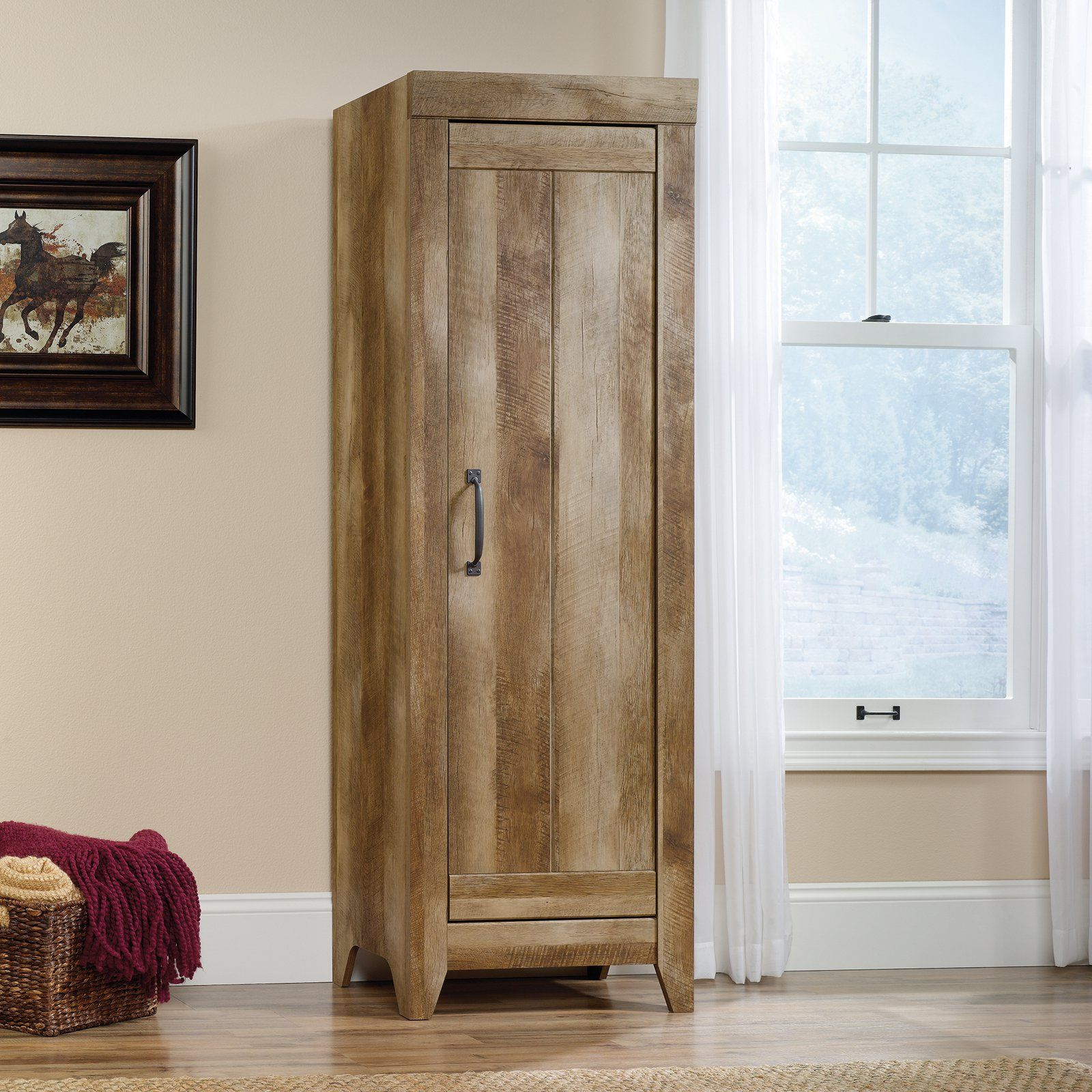 Sauder Adept Narrow Storage Cabinet