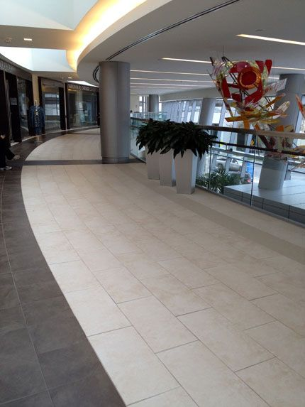Porcelain Tile Stonepeak Limestone And Parkland Series American - American tile dallas tx