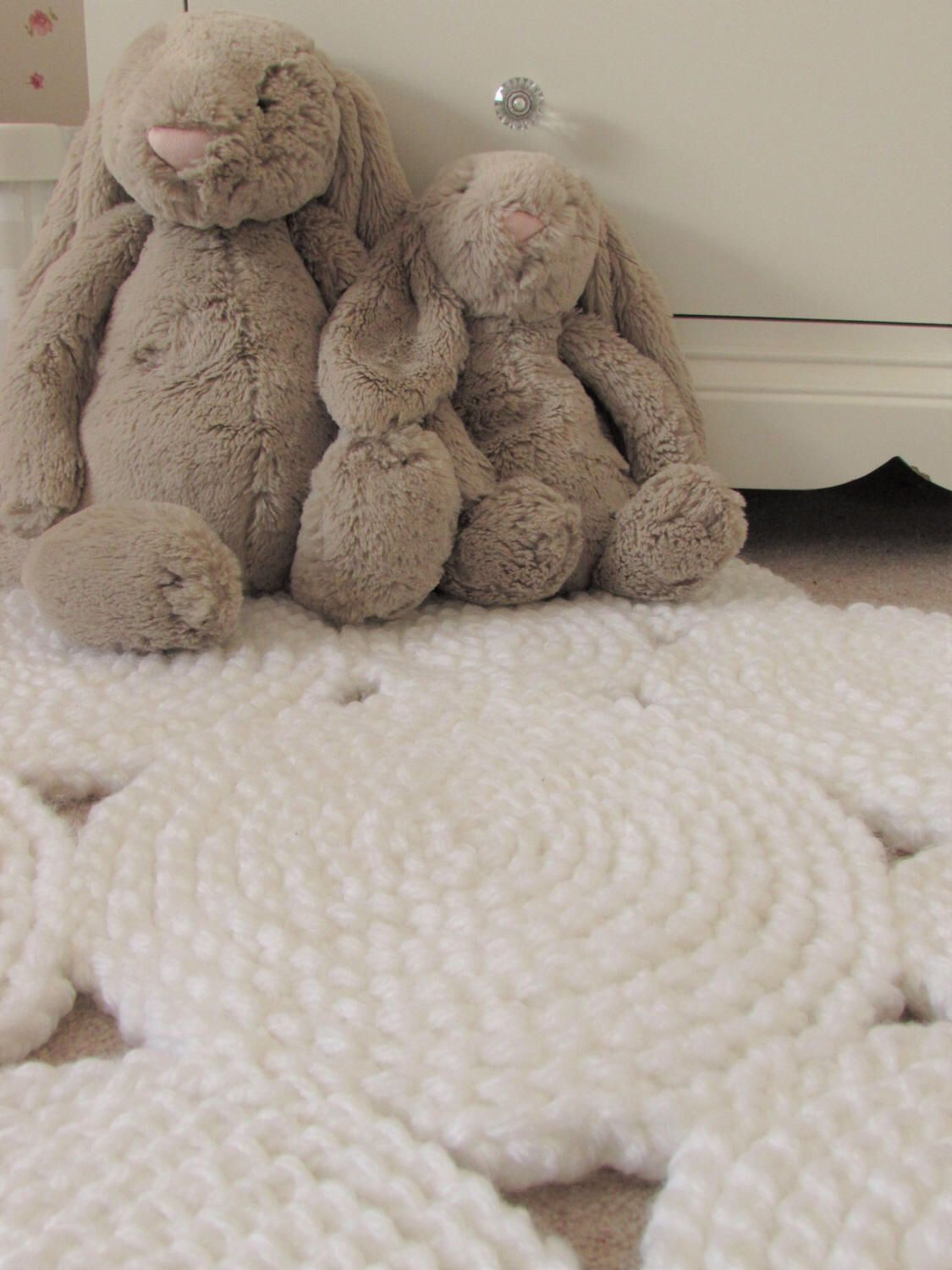 Excited To Share This Item From My Etsy White Rug Nursery