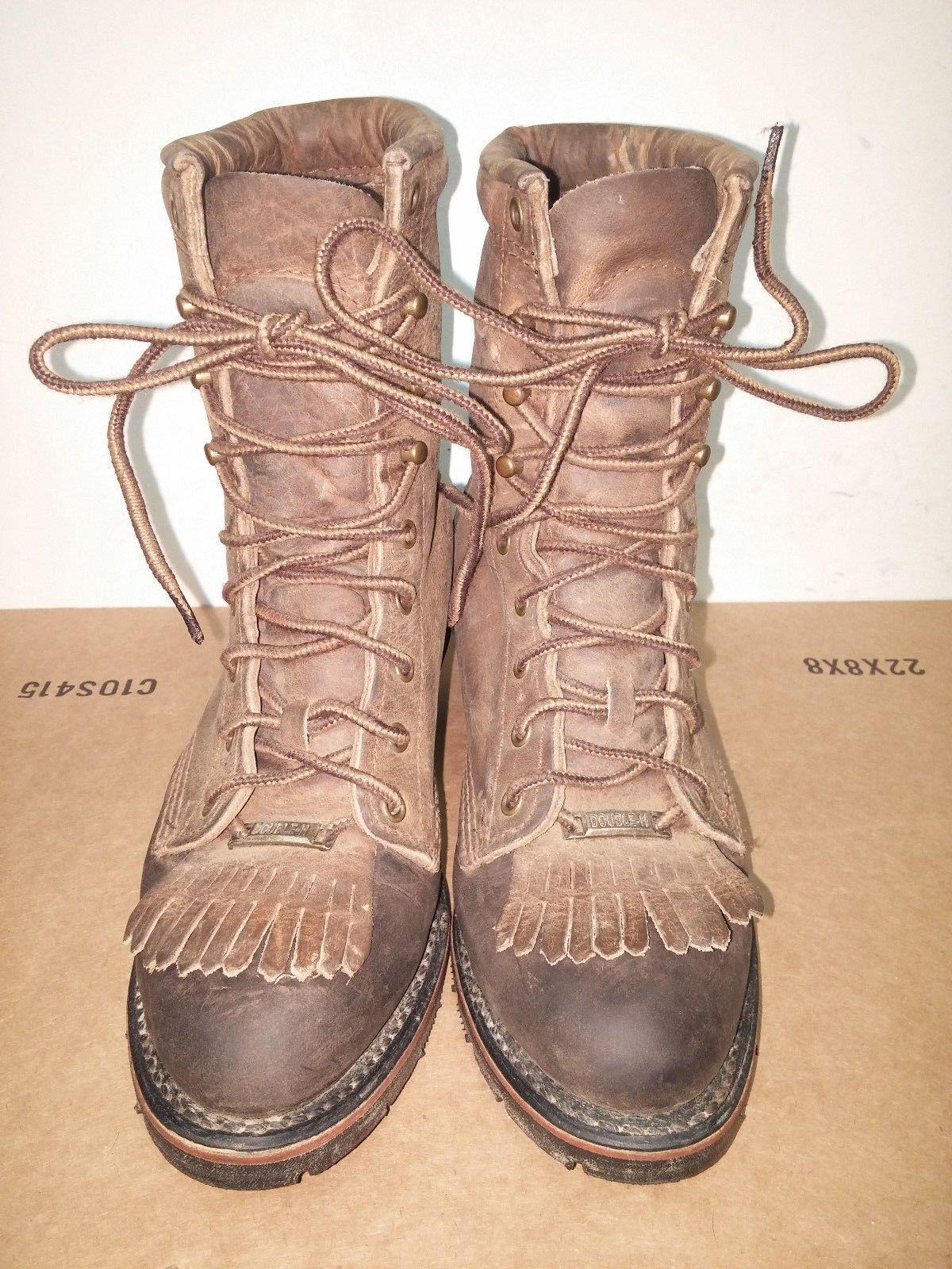 VTG Double H Packer 9968 Women Leather