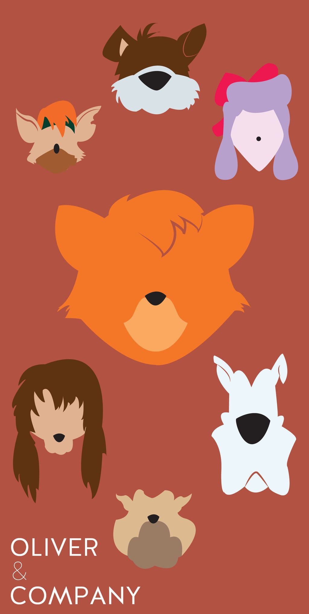 Oliver And Company By Brycedoherty On Deviantart Oliver And