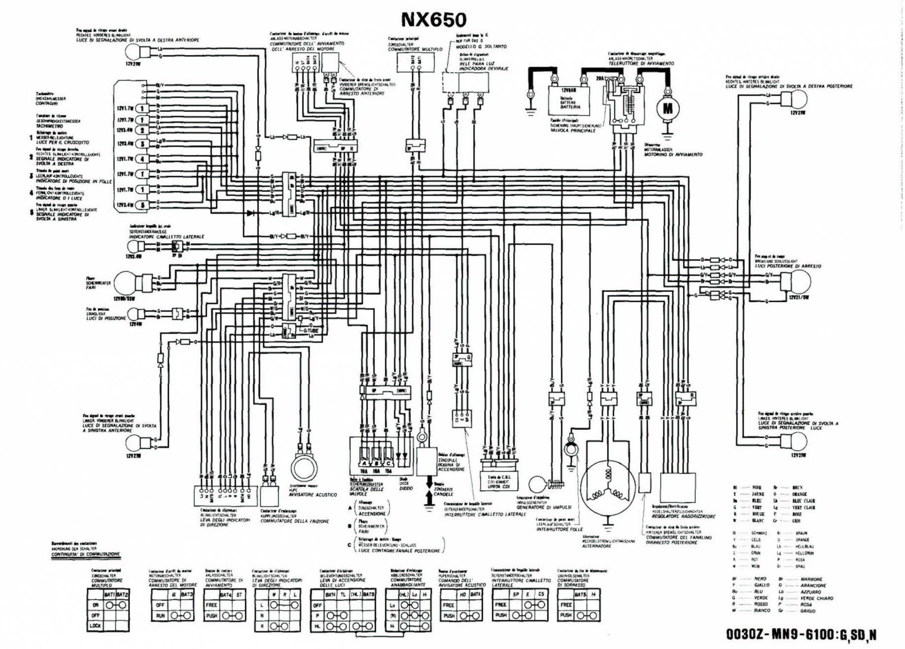 10 Honda Trx250r Wiring Diagram Diagram Wire Circuitry
