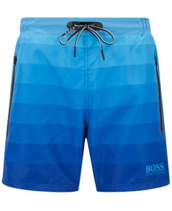 44b345e7 BOSS Men's Quick Dry Swim Trunks in 2019 | Products | Swim trunks ...
