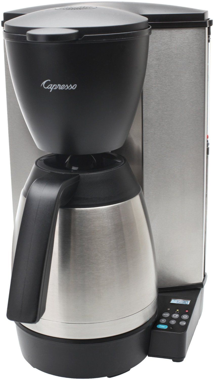 Capresso 48505 mt600 plus 10cup programmable coffee