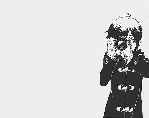 Boy Manga Character With Camera Anime Chibi Anime Anime Guys