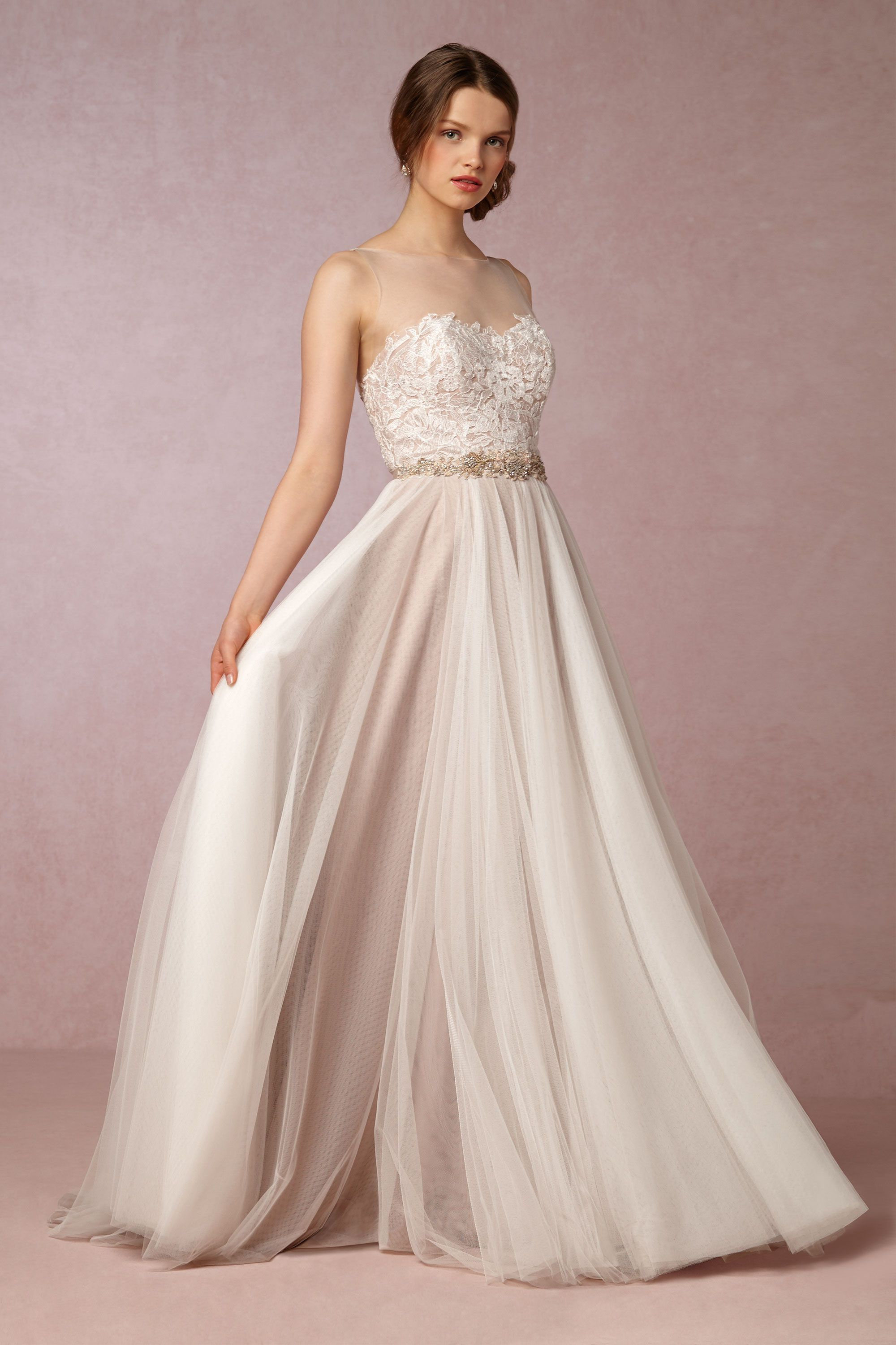 Penelope Gown from @BHLDN at Anthropologie 1509 Fifth Ave | Seattle ...