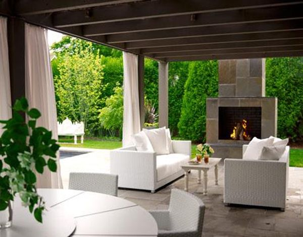 Explore Outdoor Living Rooms Spaces And More