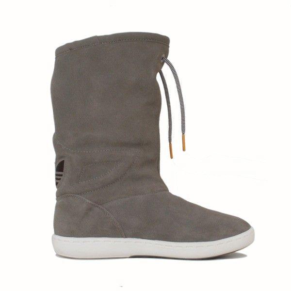 adidas Attitude SUP Hi W boots grey beige