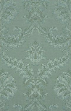 tapete rasch textil tradizionale 008026 barock blau gr n online bestellen tapeten pinterest. Black Bedroom Furniture Sets. Home Design Ideas