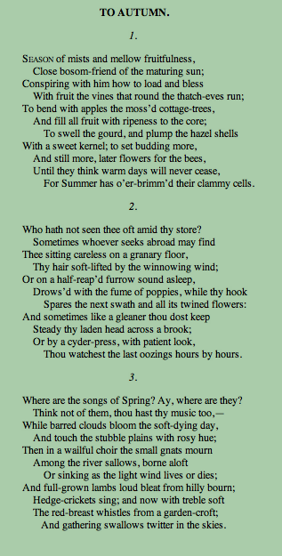 sonnet to sleep john keats
