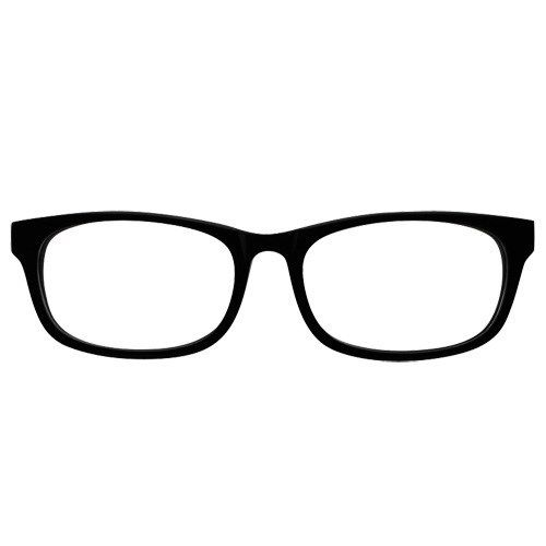 77033dea904 Ebe Bifocal Unisex Black Wayfarer Full Rim Regular Hinge Eyewear Reading  Glasses