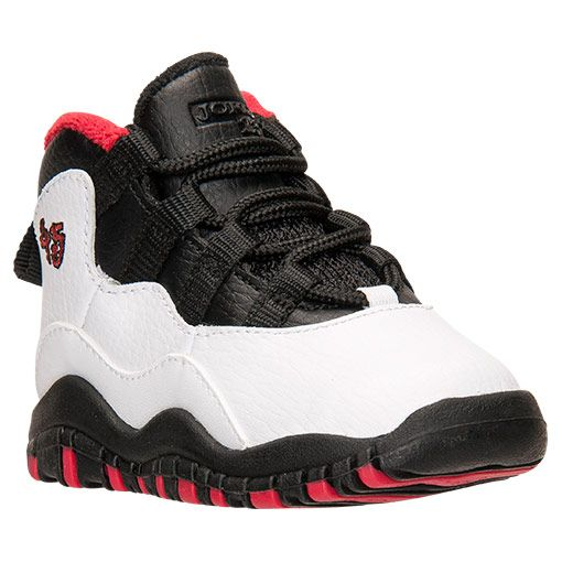 Toddler Air Jordan Retro 10 - Ariana has these shoes .