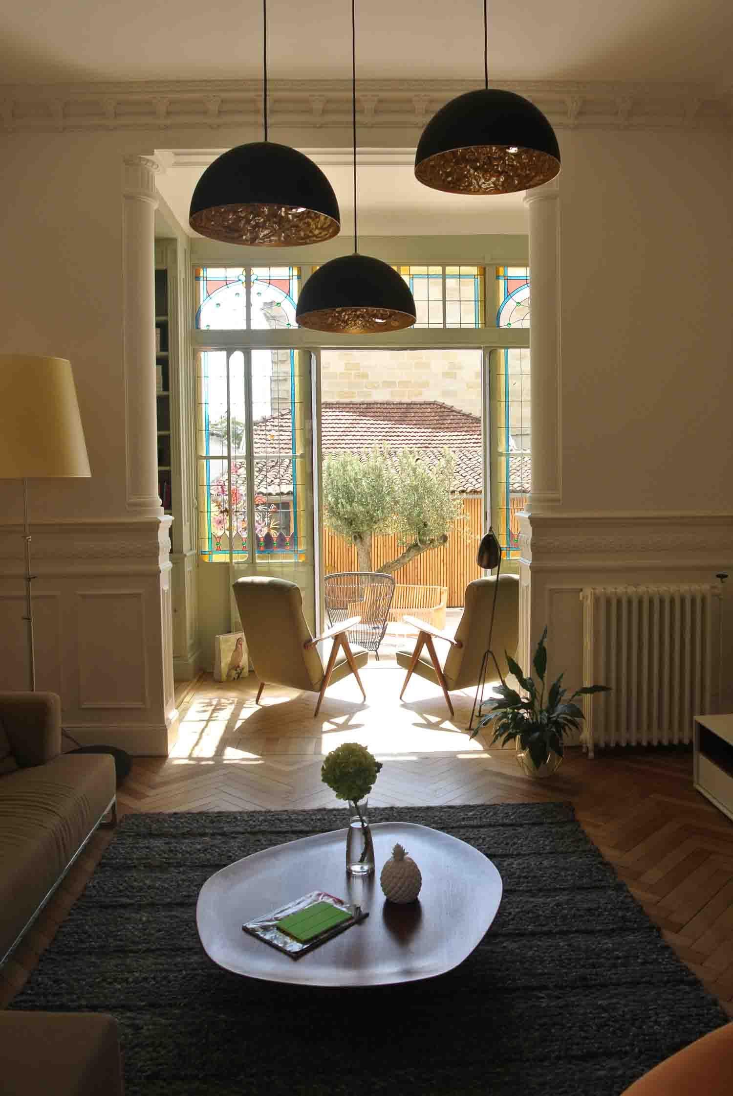Fusion D – Rénovation/décoration Hotel particulier Bordeaux centre ...