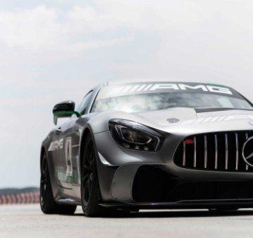 Mercedes Introduces The Mercedes Amg Gt4 Pinterest Mercedes Amg