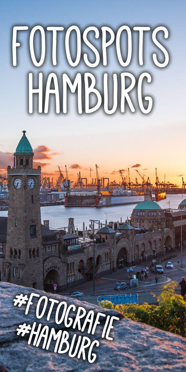 Hamburg meine Perle - dieser Spruch ist weltbekannt! Hamburg ist aber mehr als nur eine Stadt - sondern auch ein riesiger Fotospot! Es gibt so unglaublich viele schöne Fotolocations in Hamburg - die ich dir alle zeigen werde!