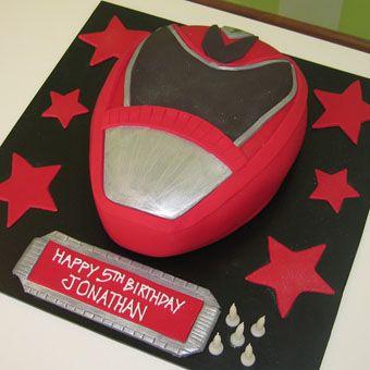 Awe Inspiring Power Rangers Megaforce Cake Google Search Power Rangers Funny Birthday Cards Online Inifodamsfinfo