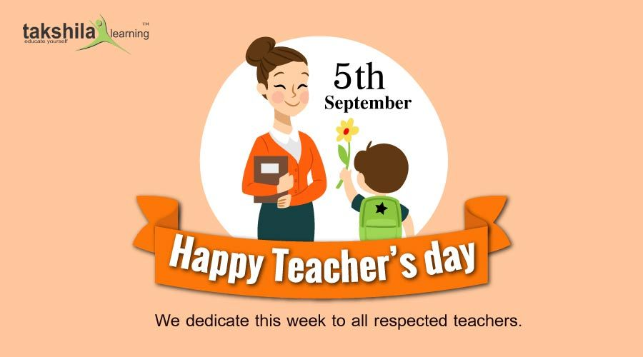 Happy Teacher S Day Happy Teachers Day Teachers Day Online Classes
