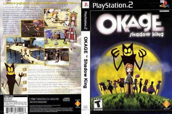 Okage: Shadow King es un RPG poco conocido