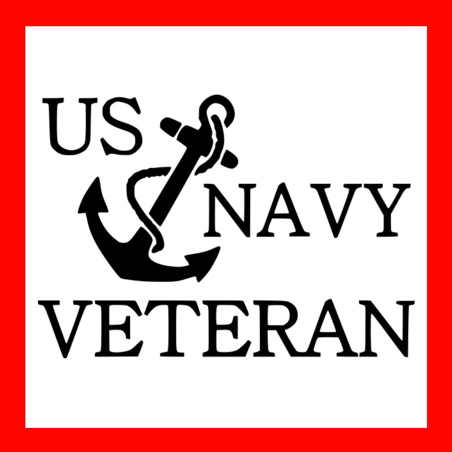 Navy svg file us navy svg navy cut file navy dxf file