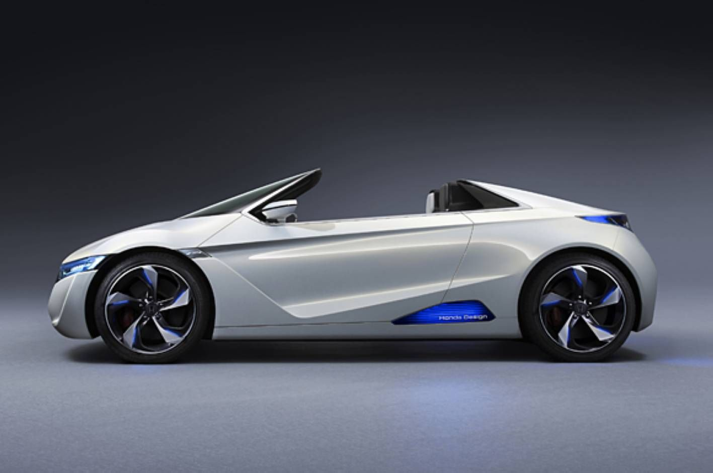 Gentil Honda Unveils Latest In Electric Sports Cars