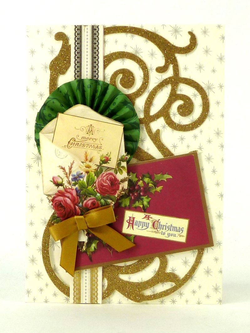 Anna Griffin, Inc. ~ Holiday Trimmings Card Making Kit | Anna ...