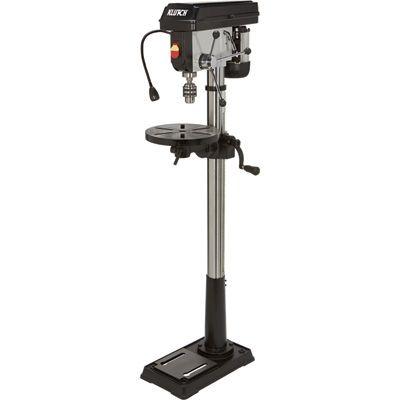 Klutch Floor Drill Press 16 Speed 13in 3 4 Hp 120v Drill Press Drill Sanding