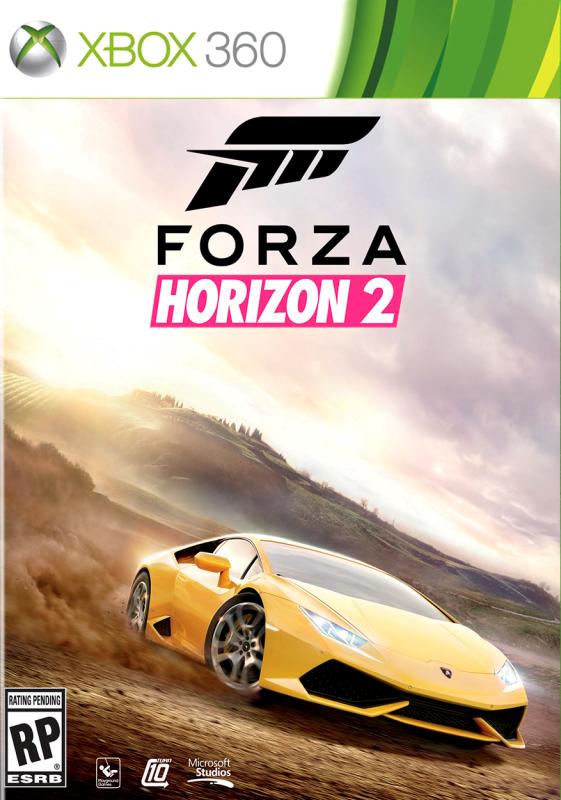 Forza Horizon 2 Xbox 360 Regionfree Espanol Multi