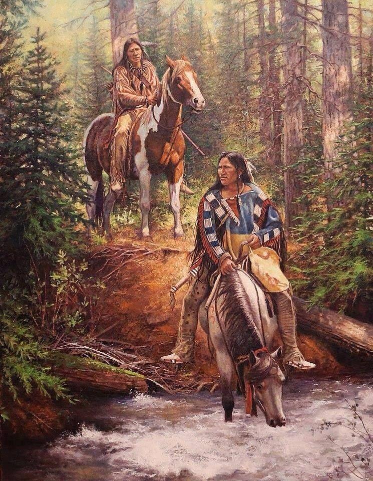 Native Americans                                                       …