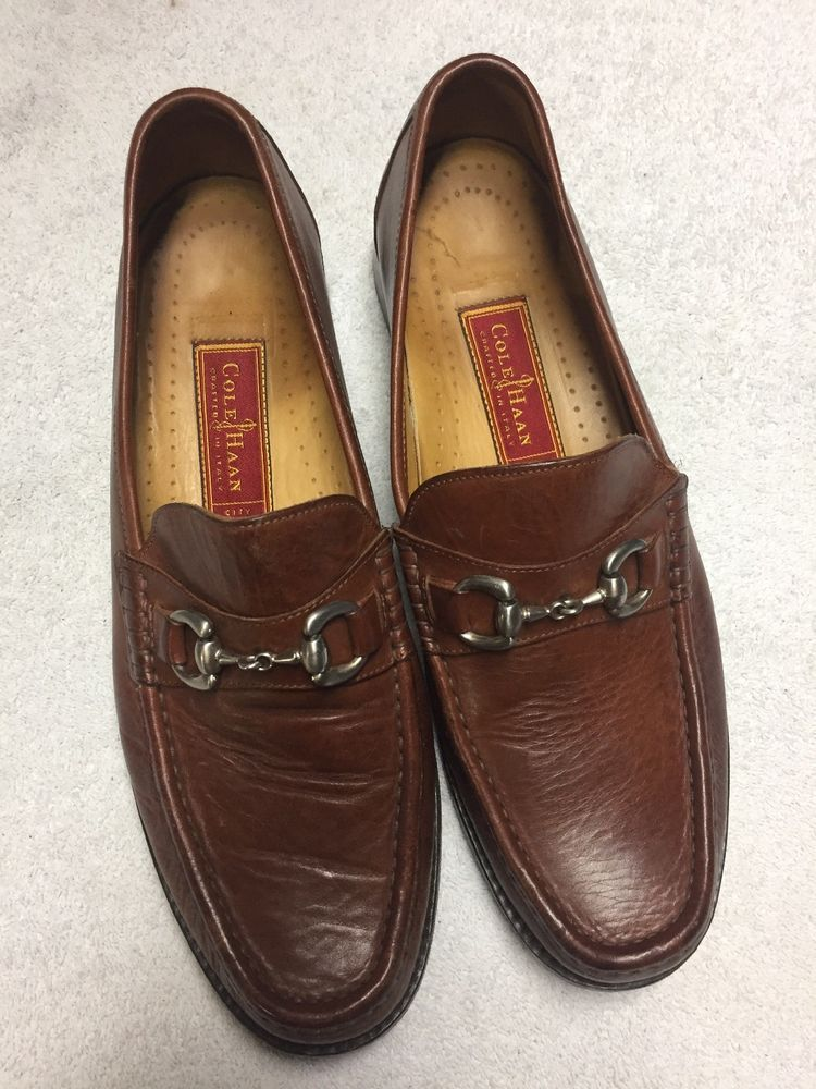 Dress shoes, Leather slip ons