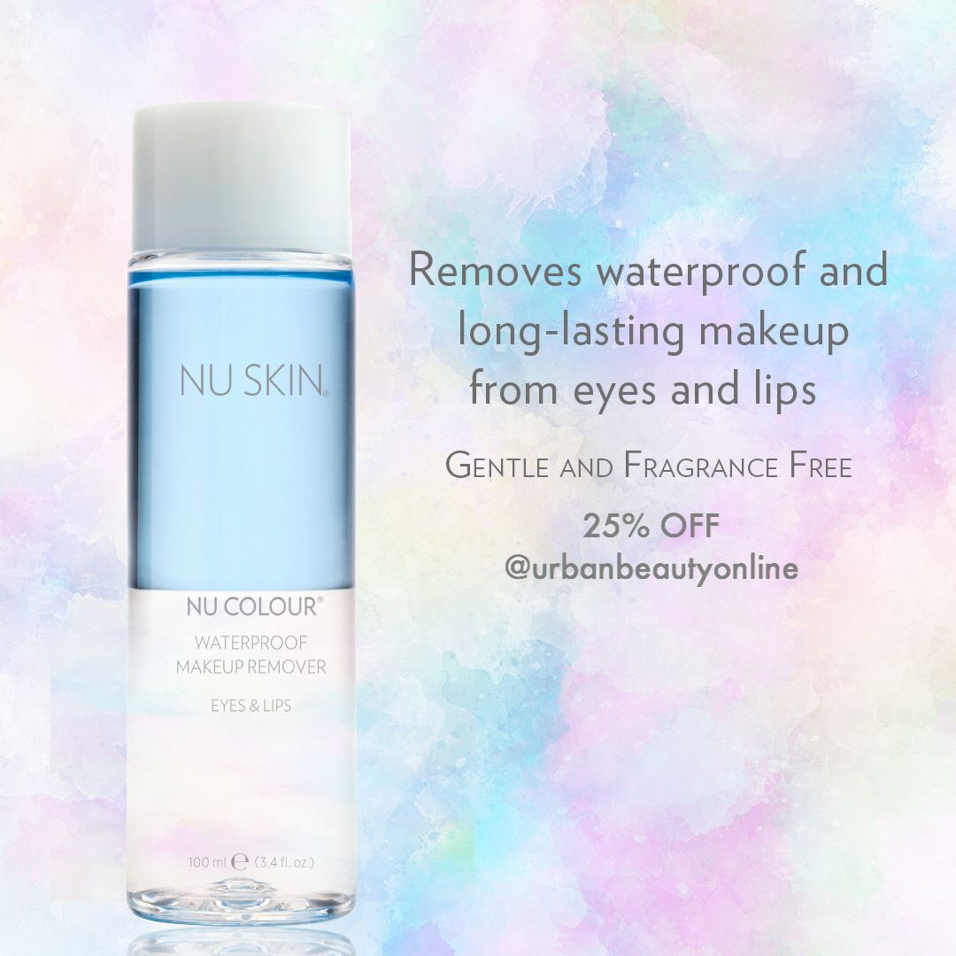 Pin On Nu Colour Waterproof Makeup Remover Member Price