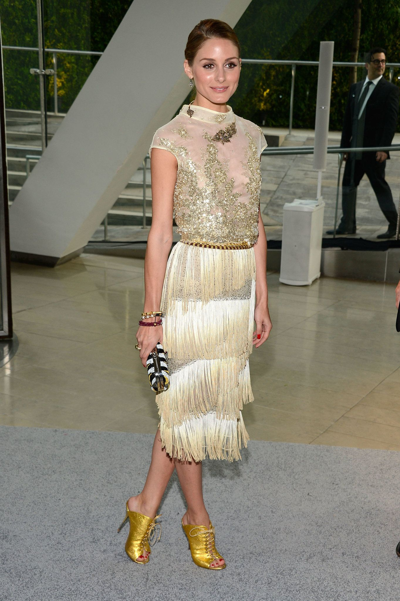 Stars Step Out In Style For The Cfda Fashion Awards With Images