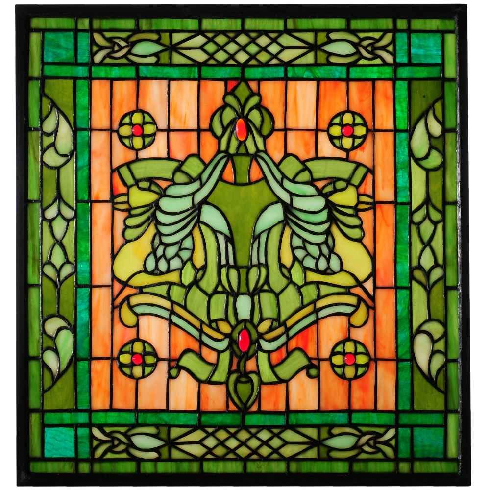 Tiffany Gl Stained For Luxury Look Window Panels