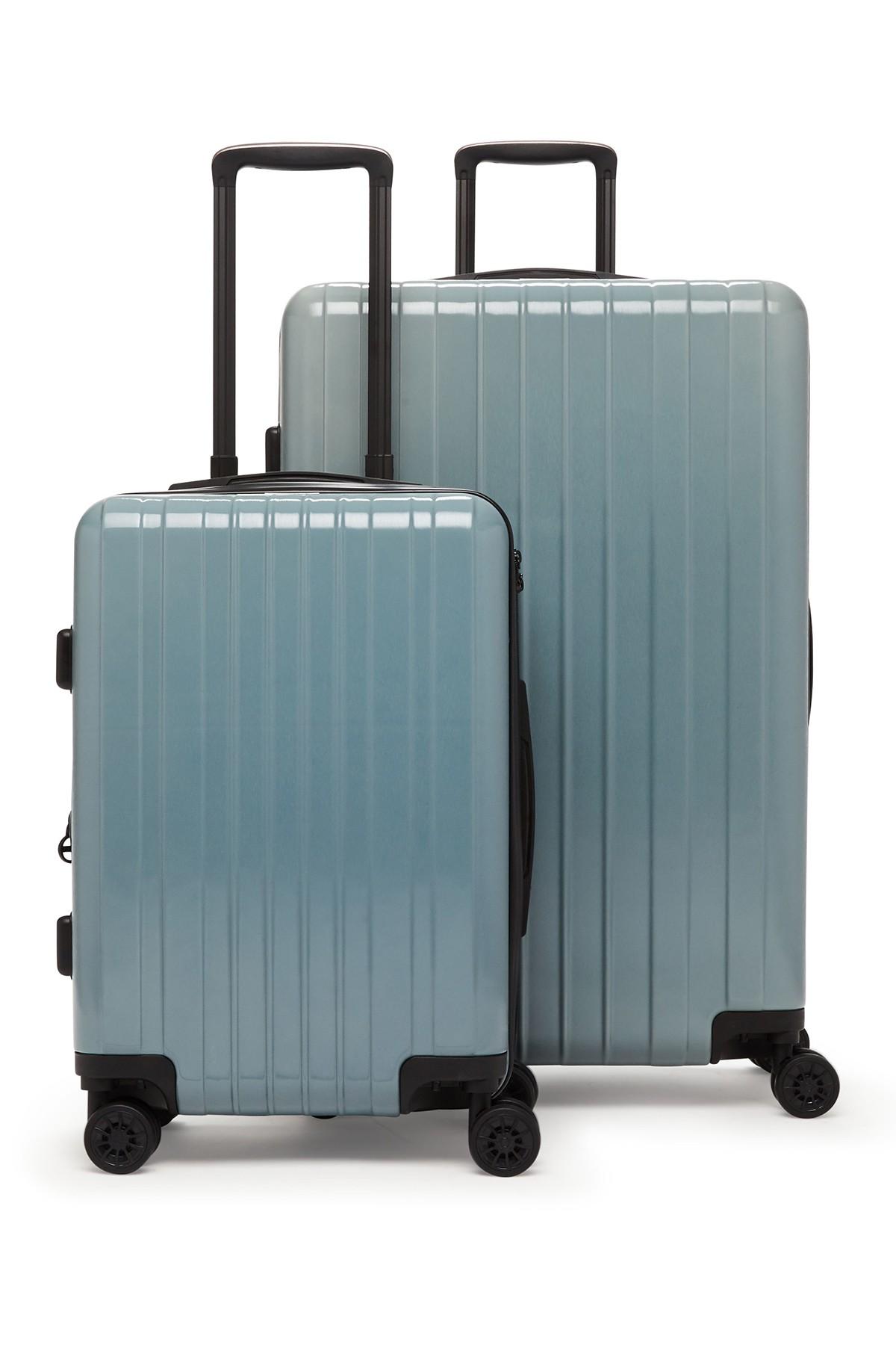 calpak luggage maie 2 piece hardside