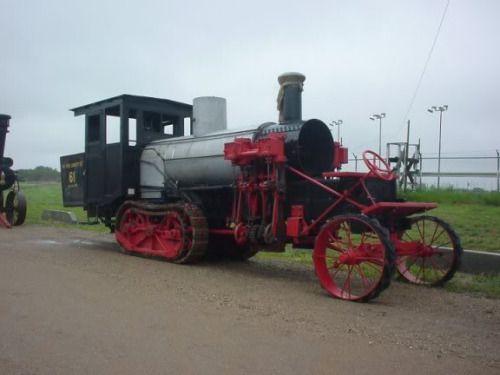 Steampunk Vehicles Tractors Vintage Tractors Crawler Tractor