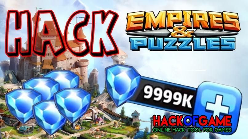 empire and puzzles hack gems