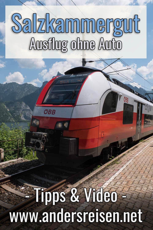 Oberosterreich Ausflugstipps Mit Dem Zug Ins Salzkammergut Video
