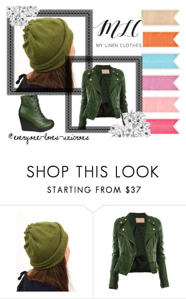 """MyLinenClothes/6"" by amra-2-2 ❤ liked on Polyvore featuring Breckelle's"